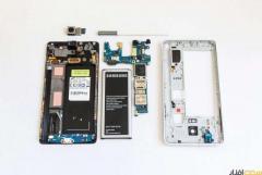 فروش انواع قطعات موبایل