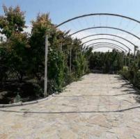 2135 متر باغ در یکی از زیباترین منطقه ویلایی نشین شهریار