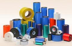 ارائه انواع لیبل ریبون و کاغذهای حرارتی