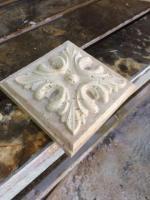 تولید انواع نرده سنگی ، صراحی سنگی ، انواع گل و سرستون سنگی