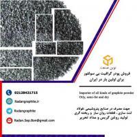 فروش پودر گرافیت چرب و خشک بی سولفور وارداتی برای اولین بار در ایران (خرده ، عمده)