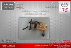 فروش پمپ بنزین وسایرقطعات اصلی نوو استوک خودروهای تویوتا/لکسوس