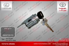 فروش سوئیچ موتوروسایرقطعات اصلی نو استوک خودروهای تویوتا/لکسوس