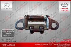 فروش لولای درب پشت راست وسایرقطعات اصلی نوواستوک خودروهای تویوتا/لکسوس