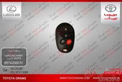 فروش ریموت درب وسایرقطعات اصلی نوواستوک خودروهای تویوتا/لکسوس/کیا/هیوندا