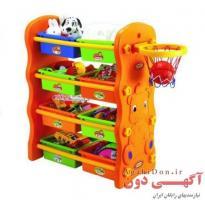 فروش انواع کمد و قفسه کودک