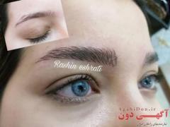 آموزش فوق تخصصی آرایش دائم صورت،تاتو بدن،فیبروز ابرو