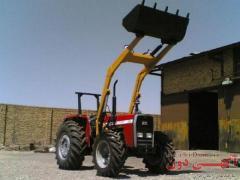 تولید کننده لودر جلو تراکتور475 فرگوسن 4 جک و 3 جک 02136612330