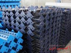 تولید و فروش جک و و قالب فولاد بتن جی