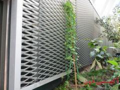 تولید و فروش انواع توری های اکسپندد متال جهت نما و سقف کاذب