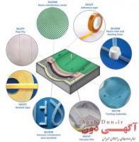 تجهیزات و مواد اولیه وکیوم و تزریق رزین در خلاء