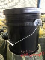 تولیدی سطلهای پلاستیکی ۲۰ لیتری