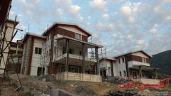 ویلای پیش ساخته و ارزان با سازه LSF در نوشهر