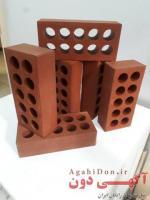کارخانه آجر شاهرخ و کلانتری تولید کننده آجر