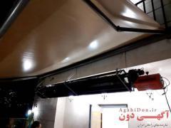 هیتر گرمایشی لوله ای برای فضای باز