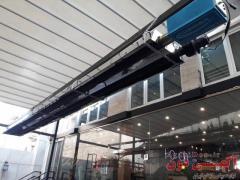 هیتر بخاری کافه رستوران