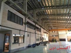 سیستم گرمایشی سقفی کارخانه