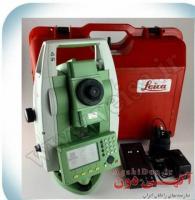 فروش انواع دوربین های نقشه برداری توتال استیشن لایکا کارکرده