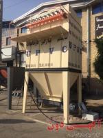 شرکت مهندسی رونقی بگ فیلتر غبار گیر daust coltor